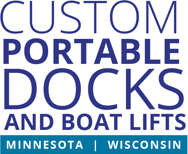 custom portable docks and lifts