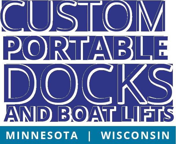 custom portable docks and lifts