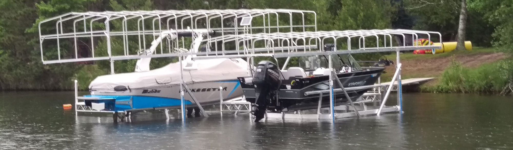 Boat Dock Sales in Minnesota