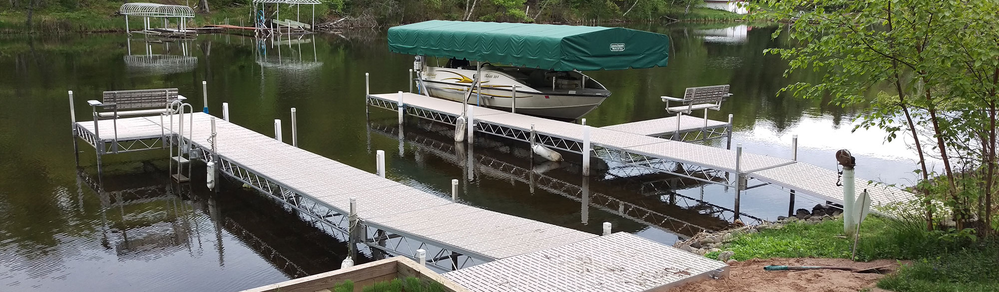 Custom Dock Solutions in Minnesota