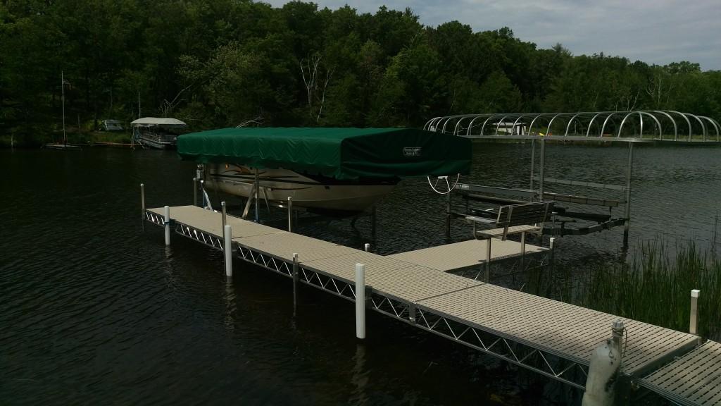 Aluminum Roll In Docks Mn Roll In Docks Mn