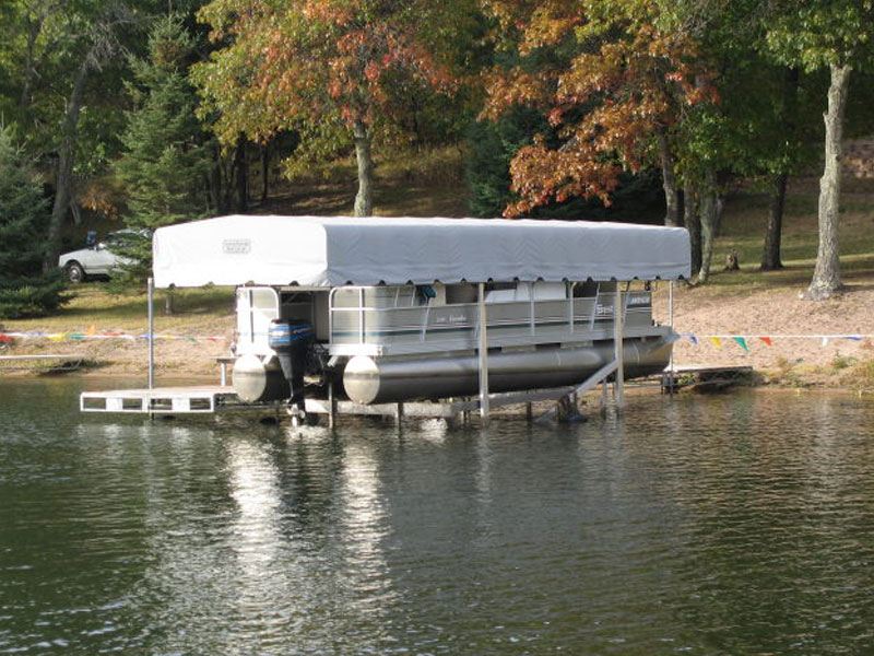 Pontoon-Lift